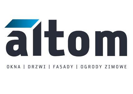 ALTOM logo
