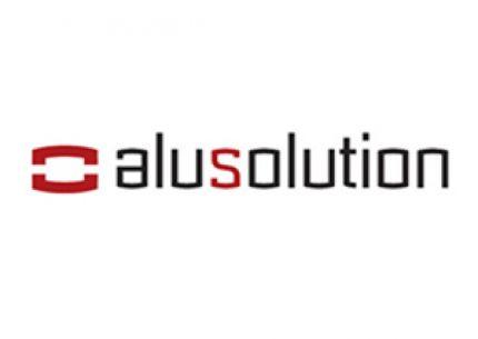 Alusolution - Nowoczesna stolarka aluminiowa logo