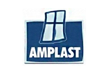 Amplast Okna i Drzwi logo