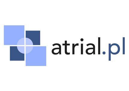 atrial.pl - okna, drzwi, rolety logo