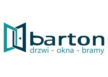 BARTON drzwi - okna - bramy logo