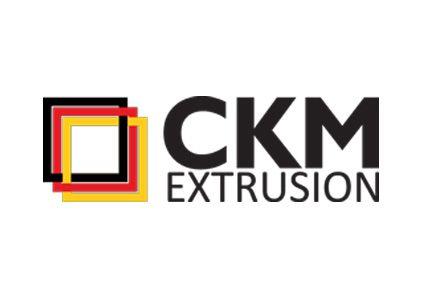CKM Extrusion logo