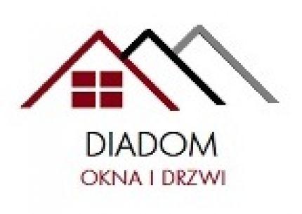 Diadom Okna i Drzwi logo
