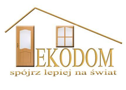 EKODOM okna drzwi bramy rolety logo