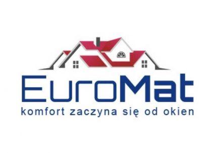 EuroMat Okna Drzwi  logo