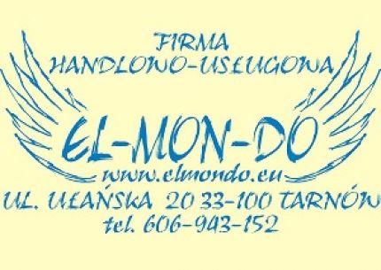 F.H.U. EL-MON-DO Tarnów - okna i drzwi logo