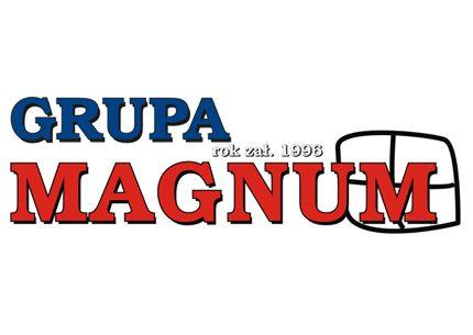 Grupa MAGNUM - Okna i drzwi, ciepłe parapety logo