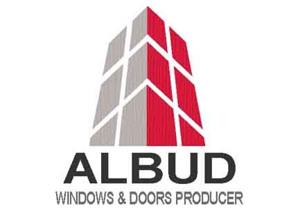 ALBUD - PRODUCENT DRZWI I OKIEN logo