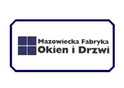 Mazowiecka Fabryka Okien i Drzwi logo