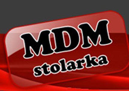 MDM STOLARKA logo