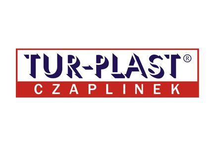 Okna PCV TUR-PLAST logo