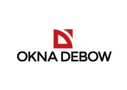 OKNA DEBOW logo