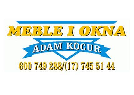 OKNA I DRZWI PCV ADAM KOCUR logo