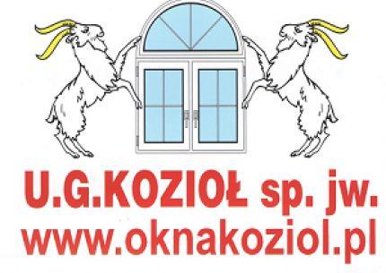 Okna Kozioł logo