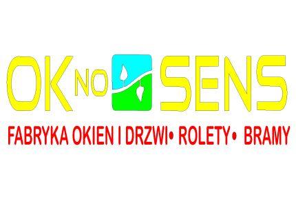 OKno-SENS Produkcja, sprzedaż, montaż okien i drzwi PVC. logo