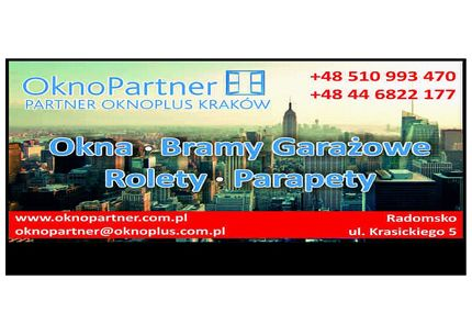 OknoPartner  logo
