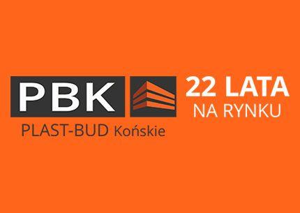 Plast-Bud Końskie logo