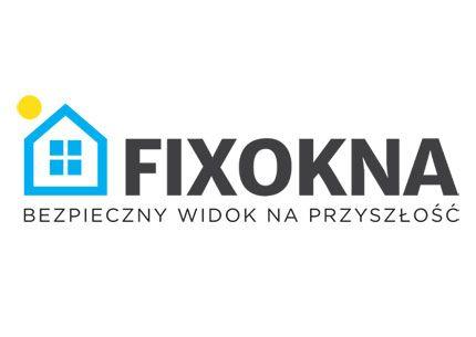 FIX Okna Wrocław logo
