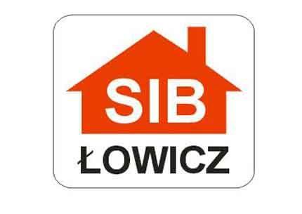 Spółdzielnia Inwestycji i Budownictwa w Łowiczu logo
