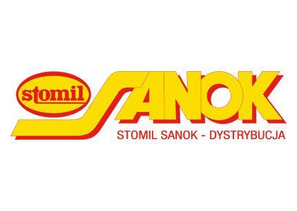 Stomil Sanok Dystrybucja logo