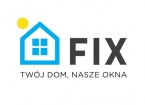 FIX Okna logo