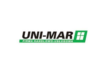 FHU UNI-MAR - okna i drzwi, bramy garażowe logo