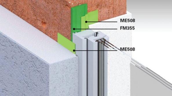 Prawidłowy montaż okien w chłodne dni objęty 10-letnia gwarancją? Z rozwiązaniami systemowymi illbruck to możliwe!
