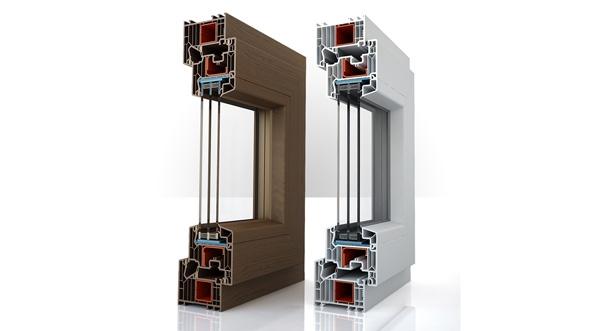 Okna Team Balance - Veka softline 82 od Team-Plast