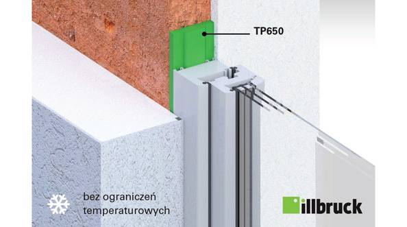 Montaż okien w niskiej temperaturze