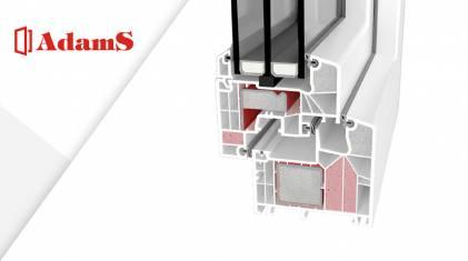 AdamS - okna ciepłe i ekologiczne