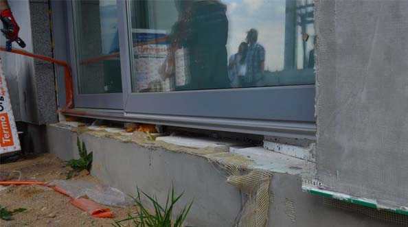 AMAR - usuwa skutki wadliwego montażu drzwi balkonowych HST