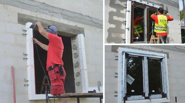 APREL - szczelny montaż okien w systemie CBM