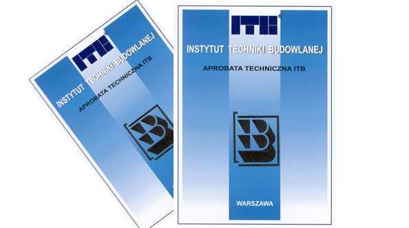 Aprobaty Techniczne ITB