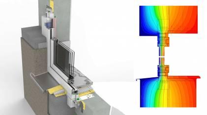 Ciepła Belka Montażowa - ograniczenie wartości liniowych mostków cieplnych
