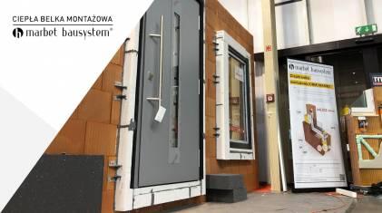 Ciepła Belka Montażowa - BUDMA 2020
