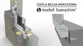 Ciepła Belka Montażowa - system montażu okien w warstwie ocieplenia