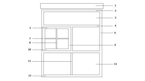 Elementy konstrukcji okna PCV