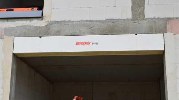 EMO-STROPEX - montaż okien w systemie listwowym