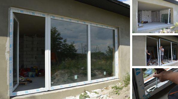 FIX - montaż okien w warstwie ocieplenia systemu IZODOM 2000