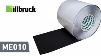 illbruck ME010 - pierwsza folia uszczelniająca całkowicie odporna na promieniowanie UV
