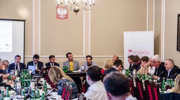 Mikołaj Placek, Prezes Zarządu firmy OKNOPLAST, panelistą na debacie o patriotyzmie gospodarczym w Sejmie RP