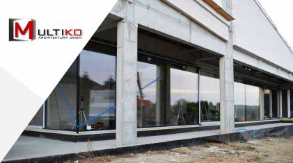 Montaż okien aluminiowych w standardzie M-3
