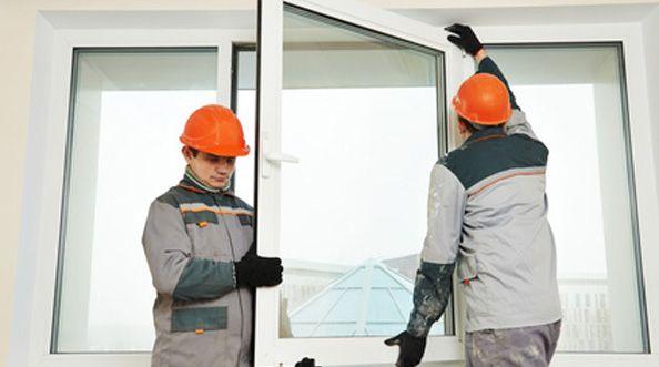 Montaż okien w domu pasywnym
