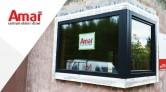 Montaż okna narożnego w warstwie ocieplenia z wykorzystaniem Ciepłej Belki Montażowej