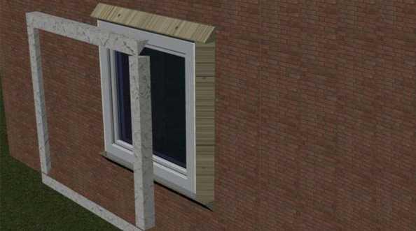 """""""MOWO"""" - system montażu okien w warstwie ocieplenia"""