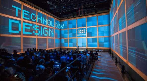 Multimedialny event 360 Grupy OKNOPLAST Prezentacja autorskiego okna PIXEL