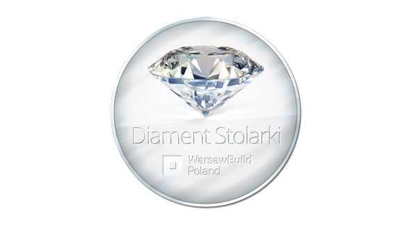 Nie przegap szansy i wyróżnij swój produkt tytułem Diament Stolarki!