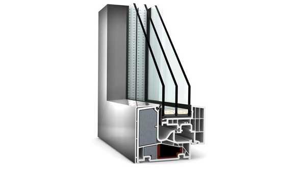 Internorm - okna energooszczędne KF 400 i KF 410
