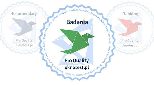 Oknoplast Winergetic Premium - test Pro Quality cz.2