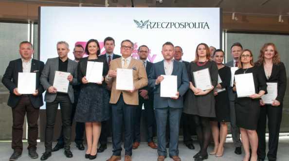OKNOPLAST został laureatem konkursu Orły Eksportu Województwa Małopolskiego